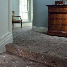 Натуральный тканый ковролин Ulster Blossom