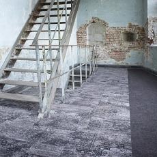 Фото - Ковровая плитка состав полиамид